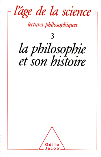 Philosophy and Its History