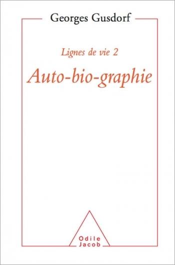 Lignes de vie 2 - Auto-bio-graphie