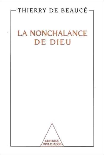 God's Nonchalance