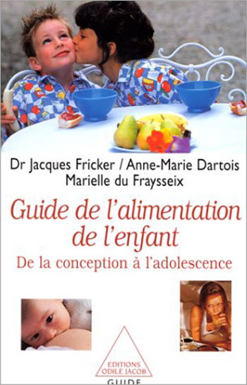 A Guide to Childhood Nutrition - From Conception to Adolescence