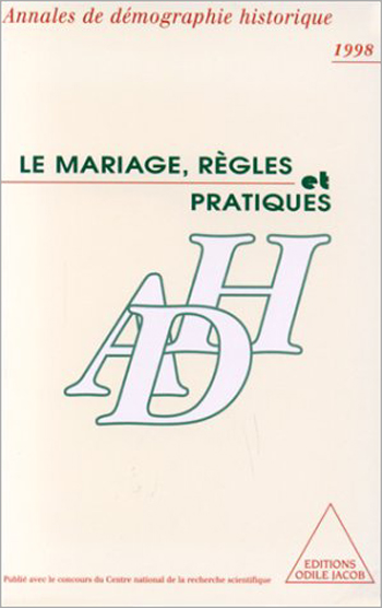 Marriage, Its Rules and Customs