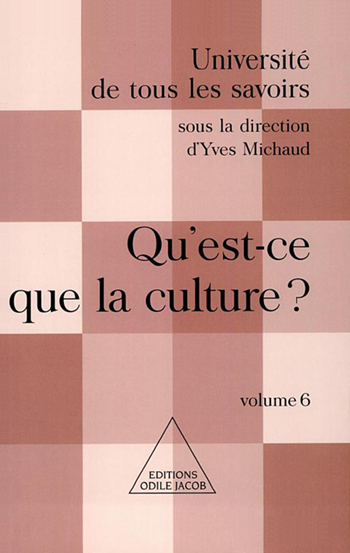 What' Is Culture?
