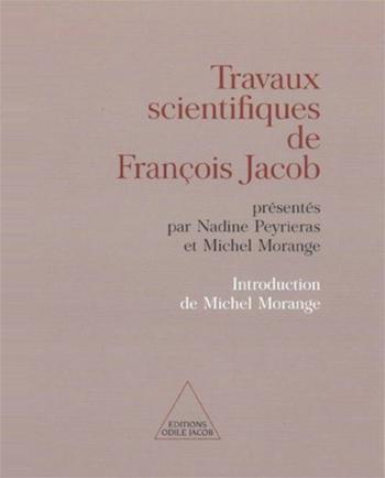 Travaux scientifiques de François Jacob