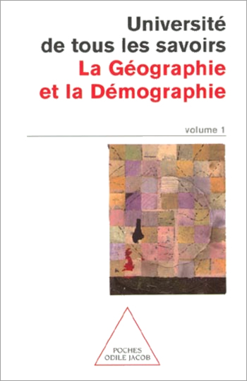 Volume 1: Geography and Demography