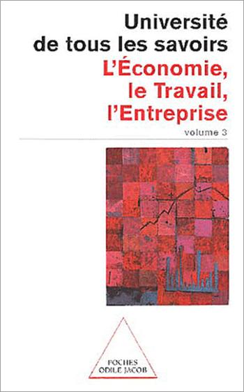 Économie, le Travail, l'Entreprise (L') - N°03