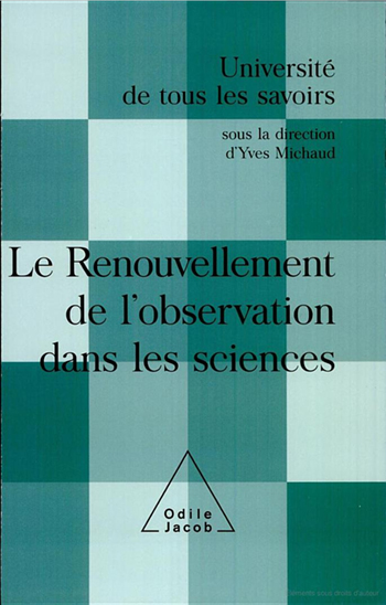 Renewal of Scientific Observation (The)