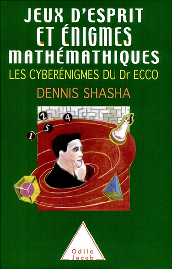 Brain Teasers and Mathematical Puzzles III - Dr. Ecco's Cyberpuzzles