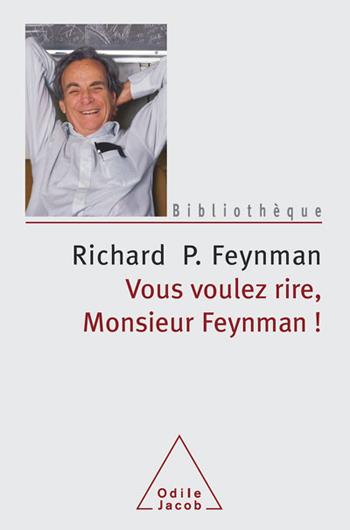 Are You Joking, Mr. Feynman?