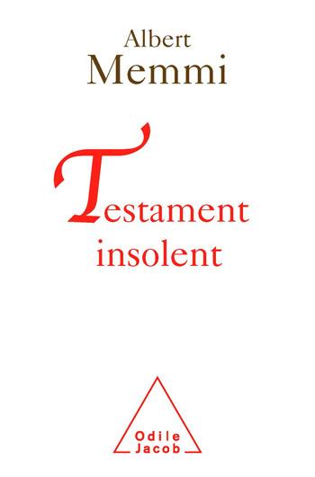 Testament insolent