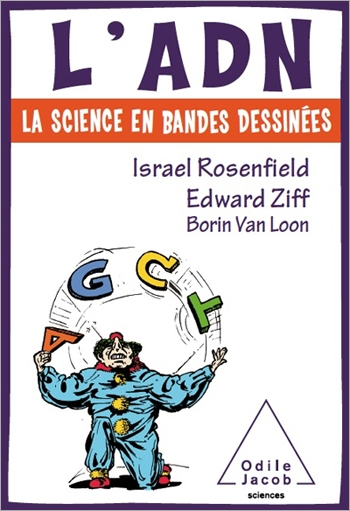 ADN (L') - La Science en bandes dessinées