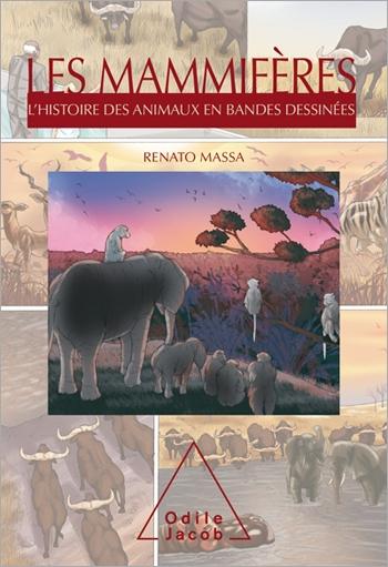 Mammifères (Les) - L'Histoire des animaux en bandes dessinées