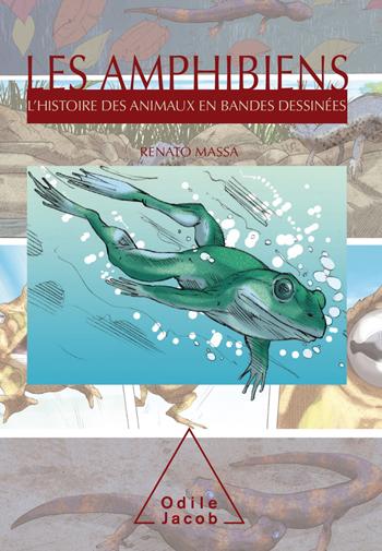 Amphibiens (Les) - L'Histoire des animaux en bandes dessinées