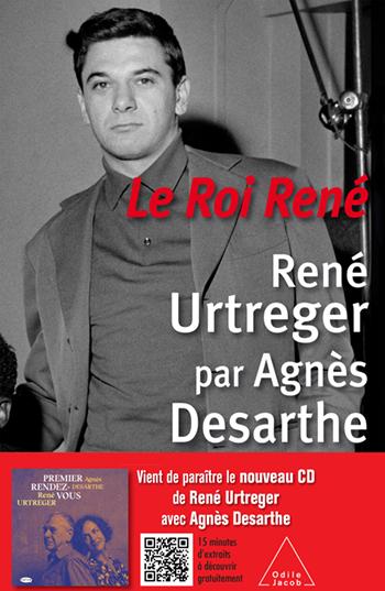 Roi René (Le) - René Urtreger par Agnès Desarthe