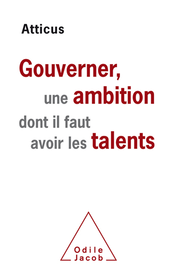 Governing is an Ambition For Which One Must Have Talent