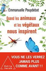 Quand les animaux et les végétaux nous inspirent